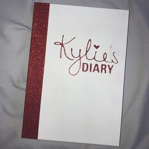 Kylie's diary palette